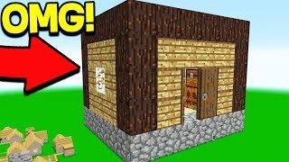 Download WORLD'S BIGGEST MINECRAFT HOUSE.. (WORLD RECORD) Video