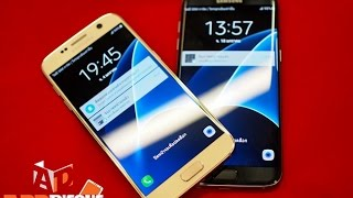 Download พรีวิว Samsung Galaxy S7 และ Galaxy S7 Edge เครื่องจริงจากงานเปิดตัว Video