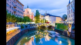 Download Ljubljana Walking Tour | Slovenia Video