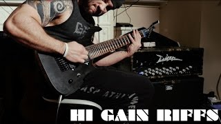 Download Carillion Polaris 8 || Diezel Hagen || Hi-Gain Riffs #1 Video