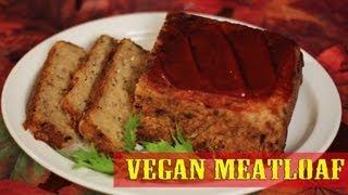 Download Vegan Meatloaf Recipe (GLUTEN-FREE) The Vegan Zombie Video