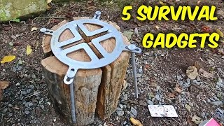 Download 5 Survival Gadgets That Will Blow Your Mind! Video