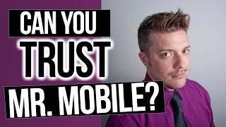 Download Can You Trust Mr. Mobile (Michael Fisher)? | Painfully Honest Tech Video