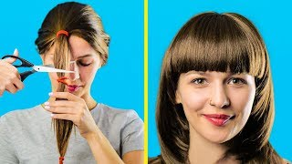Download 23 BRILLIANT HAIR HACKS YOU CAN EASILY REPEAT Video