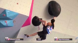 Download Boulder World Cup 2015 - Hard Moves Part 1 Video