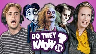 Download DO COLLEGE KIDS KNOW TIM BURTON MOVIES? (Sweeny Beetle Corpse) Video