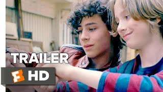 Download Microbe & Gasoline Official Trailer 1 (2016) - Audrey Tautou, Michel Gondry Movie HD Video