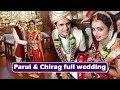 Download YRKKH Actress Parul Chauhan & Chirag Thakkar full wedding details Video