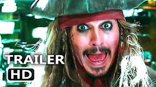Download PIRATES OF THE CARIBBEAN 5 Official Trailer # 4 (2017) Dead Men Tell No Tales, Disney Movie HD Video