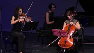 Download Trio No. 1 Op. 8 in C Minor by Dmitri Shostakovich | Rawlins Trio | TEDxUSD Video