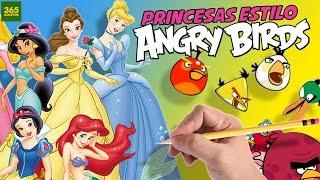 Como Dibujar A Los Polinesios Estilo Angry Birds Free Download Video