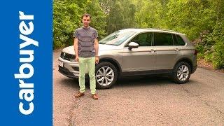 Download Volkswagen Tiguan SUV in-depth review - Carbuyer Video