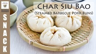 Download Char Siu Bao (Steamed Barbecue Pork Buns) | Malaysian Chinese Kitchen Video