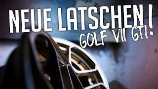 Download JP Performance - Volkswagen Golf VII GTI | Die neuen Latschen! Video
