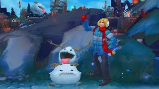 Download VERY CHRISTMAS EZREAL MONTAGE Video