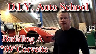 Download 1969 Corvette Stingray-Complete Build Job From Start To Finish Video
