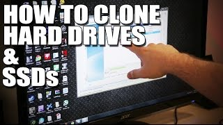 Download How to clone a Hard Drive or SSD Video