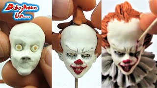 Download Como hacer a IT - ESO Tutorial Escultura con Plastilina | How to IT Pennywise Clay DIY. Video