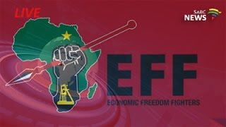 Download EFF media briefing following 3-day National Plenum part 2 Video