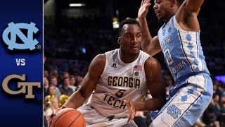 Download North Carolina vs. Georgia Tech Men's Basketball Highlights (2016-17) Video