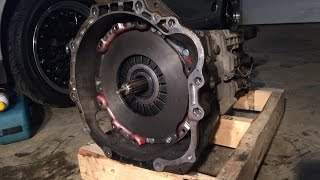 Download Lifetime Supra Project Part 10 - clutch swapping! Video
