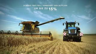 Download New Holland CR Revelation – Ernte in Vollendung. Video