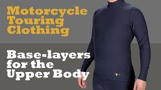 Download Motorcycle Touring Clothing: Base-layers for the Upper Body Video