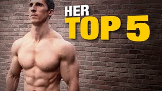 Download 5 Best Exercises for Men (ACCORDING TO WOMEN!) Video