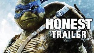 Download Honest Trailers - Teenage Mutant Ninja Turtles (2014) Video