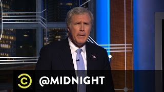 Download A Word from President George W. Bush (Will Ferrell) - @midnight with Chris Hardwick Video