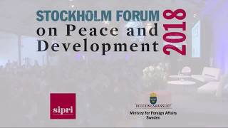 Download Stockholm Forum 2018 - Welcome remarks, keynote address and opening plenary Video