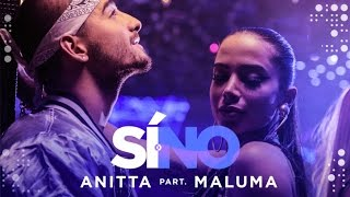 Download Anitta - Si O No (feat Maluma) | Video Oficial Video
