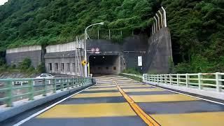 Download 【JR焼津駅 → JR用宗駅 → JR焼津駅】大崩海岸スルー(静岡県道 416号・静岡焼津線) Video
