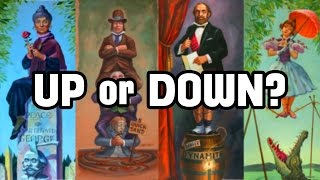 Download Up or Down? The Haunted Mansion Stretching Room Video