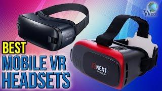 Download 7 Best Mobile VR Headsets 2017 Video