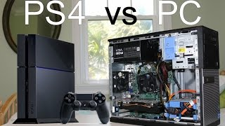 Download $200 Gaming PC vs PS4! (2016) Video