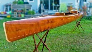Download Building a Wooden Kayak - Making the microBootlegger Video