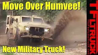 Download Humvee vs JLTV: Here's What It's Like to Drive The New Humvee Replacement Off-Road! Video