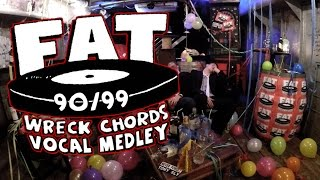 Download FOUR WRECK CHORDS - Fat Wreck Chords 90's Vocal Medley Video