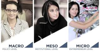 Download Women's economic empowerment in the MENA region Video