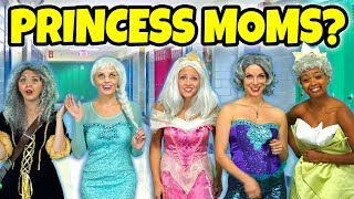 Download DISNEY PRINCESS MOMS? (Or Are They Under an Aging Spell?) Totally TV. Video
