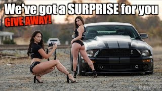 Download VLOG - Calendar Shoot with SHOCKERRACING Models - GIVEAWAY Video