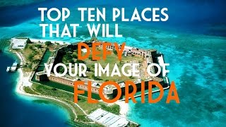 Download Top Ten Places that will defy your image of Florida Video