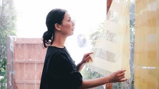 Download Artisan of traditional dyeing/Interview - IS JAPAN COOL? CRAFTSMANSHIP(染織家) Video