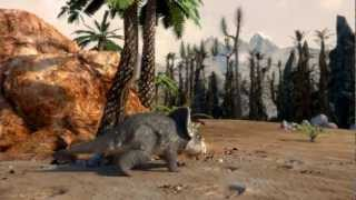 Download Films from DinoPark - Triceratops Video