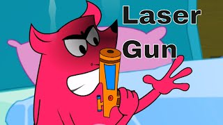 Download Pyaar Mohabbat Happy Lucky - Ep.40 | Laser Gun | Hindi Animated Cartoon Show | ZeeQ Video
