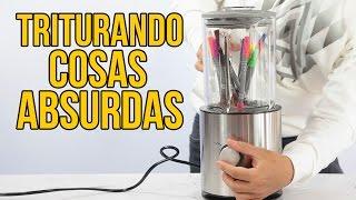 Download MIRA LO QUE SUCEDE CUANDO TRITURAS COSAS EN UNA LICUADORA - Experimento Video