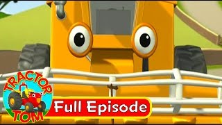 Download Tractor Tom | Season1 | Episode 8 Where's Wheezy? | Truck Cartoon Video
