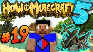 Download EXPLORING THE SHIPWRECK! - How To Minecraft S5 #19 Video