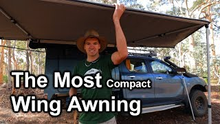 Download Most Compact 4wd Wing Awning - Supa Peg Video